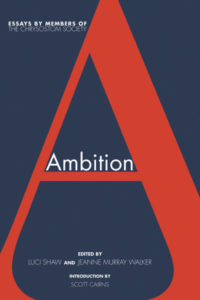 http://www.alibris.com/Ambition-Scott-Cairns/book/34944215